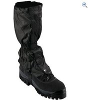 Trekmates DRY Rannoch Moor Gaiters - Size: L-XL - Colour: Black