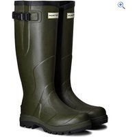 Hunter Balmoral Classic Unisex Wellington Boots - Size: 13 - Colour: Dark Green