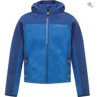 Dare2b Kids Advocate Softshell Jacket - Size: 32 - Colour: SKYDIVER BLUE
