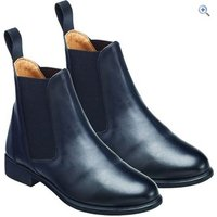 Harry Hall Clifton Womens Jodhpur Boots - Size: 4 - Colour: Black