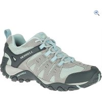 Merrell Accentor Womens Walking Shoe - Size: 8 - Colour: GREY-BLUE