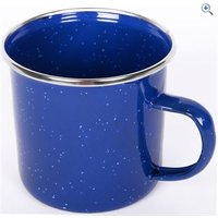 Hi Gear Enamel Mug - Colour: Blue