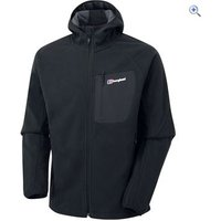 Berghaus Ben Oss Mens Windproof Hooded Jacket - Size: S - Colour: Black