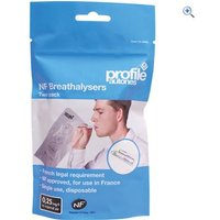 Profile Autones NF Breathalysers (Twin Pack)