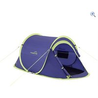 Freedom Trail Pitch and Go Pop-Up Tent - Colour: Blue