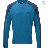 Mountain Equipment Committed Crew - Size: XL - Colour: LAGOON BLUE