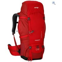 Vango Contour 60+10 Rucksack - Colour: Red