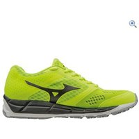 Mizuno Synchro MX Mens Running Shoe - Size: 7 - Colour: SAFETY YELLOW