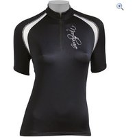 Northwave Crystal SS Womens Cycling Jersey - Size: S - Colour: Black