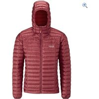 Rab Mens Nimbus Jacket - Size: XXL - Colour: Paprika