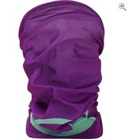 North Ridge Logo Bandit (Unisex) - Colour: BRIGHT VIOLET