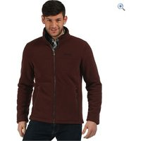 Regatta Mens Grove Fleece - Size: L - Colour: Chocolate Brown