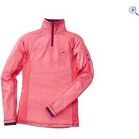 Harry Hall Womens Tollerton Top - Size: 8 - Colour: Pink