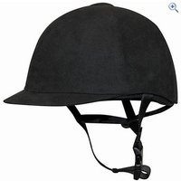 Harry Hall Junior Riding Hat - Size: 58 - Colour: Black