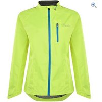 Dare2b Womens Mediator Jacket - Size: 14 - Colour: FLURO YELLOW