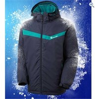 The Edge Mens Magna Altitude Ski Jacket - Size: XXS - Colour: Blue