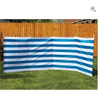 Quest 5 Pole Family Windbreak (Navy Stripe) - Colour: NAVY STRIPE
