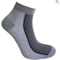 GO Outdoors GO Running Low Socks - Size: 9-12 - Colour: Asst