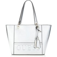 Guess Kamryn Metal-Look Shopper
