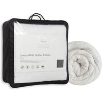 Luxury Hotel Collection Feather and down duvet 13.5 TOG