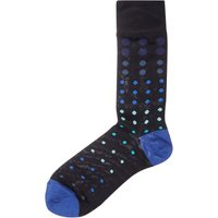 5057382251006 - Men's Paul Smith Gradiant Spot Sock, Blue