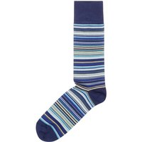 5057381957343 - Men's Paul Smith Multi Stripe Sock, Blue