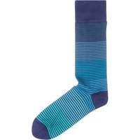 5057382110594 - Men's Paul Smith Sweet Graduation Sock, Blue