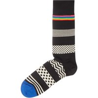5057382110495 - Men's Paul Smith Mixed Back Sock, Black