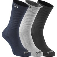 5052228259987 - Men's Ping Mitchell 3 Pack Sock, Blue
