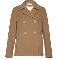 Damsel in a Dress Harrington Coat, Camel