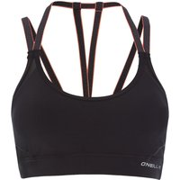 O'Neill active strappy bra top, Black