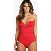 Deep Plunge Body - red