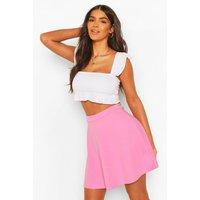 Colour Pop Skater Skirt - pink