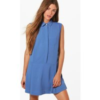 Skort Playsuit - blue