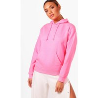 Bright Overhead Hoody - pink