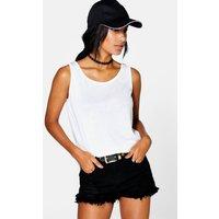 Basic Vest - white