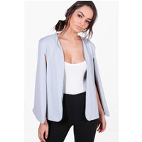 Cape Blazer - grey