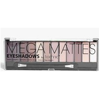 Mattes Eyeshadow Palette - nude