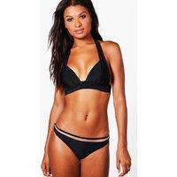 Bahamas Mix and Match Moulded Bikini Top - black