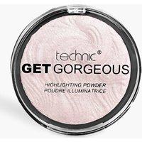 Gorgeous Highlighting Powder - pink