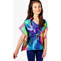 Multicolour Kaftan - multi