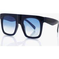 Frame Wayfarer Sunglasses - black