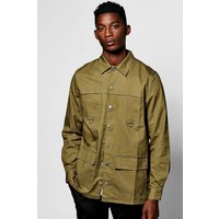 Jacket - khaki
