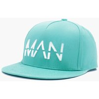 Embroidered Snapback - mint