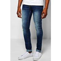 Blue Skinny Fit Jeans - blue