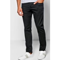 Fit Smart Black Jean - black