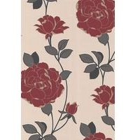 superfresco colour  rosey red wallpaper