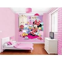 walltastic: disney minnie mouse 8 panel wall mural