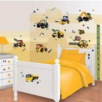 walltastic: my first jcb room decor kit