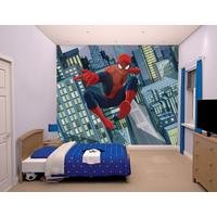 ultimate spiderman wallpaper mural